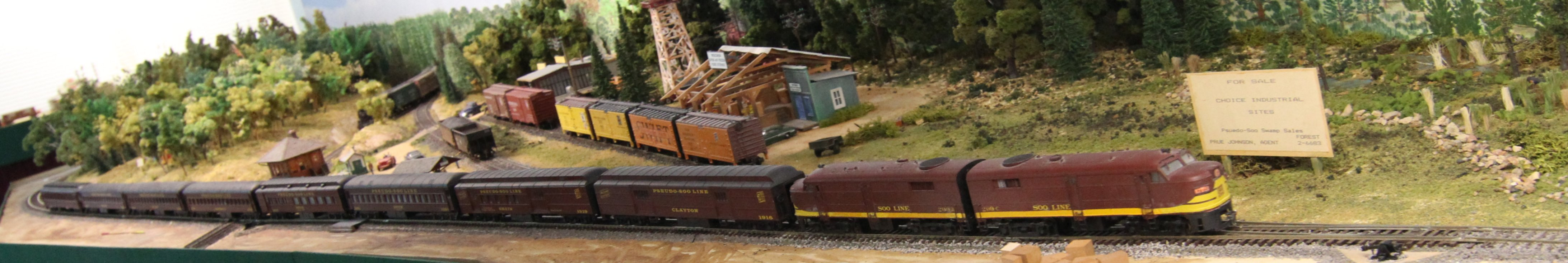Wisconsin Central Turn | Pseudo-Soo Line Model Railroad
